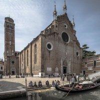 Venezia.La Basilica di S.Maria Gloriosa dei Frari. :: Игорь Олегович Кравченко