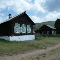 На территории биологической станции Иркутского госуниверситета :: Галина