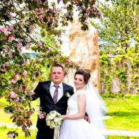 В цвету яблонь :: Екатерина