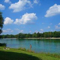 Лето, ах лето!!... :: Galina Dzubina