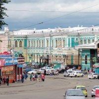 Привокзальная суета :: Дмитрий Юдаков