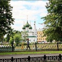 Ярославль — ты моё вдохновение! :: Владимир ( Vovan50Nestor )