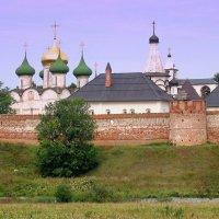 Суздальский кремль :: Александр Бойченко