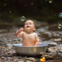 Мыльные пузыри :: Елена Самсоненко
