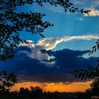 На закате :: Юрий Фёдоров