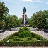 Памятник императрице Екатерине в Краснодаре :: Krasnodar Pictures