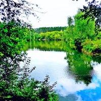 Гляжу в озера синие :: Raduzka (Надежда Веркина)