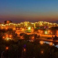 ночной город :: Елена Аксамит