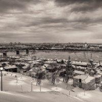 Нижегородская панорама :: Дмитрий Гортинский