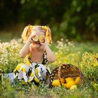 Лимонадное настроение :: Елена Самсоненко