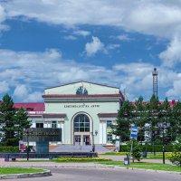 Железнодорожный вокзал. :: Виктор Иванович