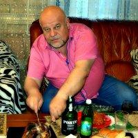 А вы как на счёт рульки?! :: Михаил Столяров