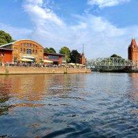 г. Lübeck Прогулка по реке :: Вадим Вайс