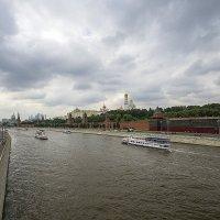 Москва-река :: Сергей Фомичев