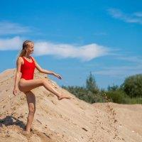 Песок :: Женя Рыжов