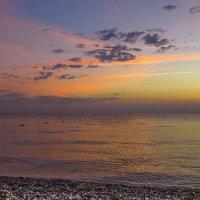 За минуту до восхода :: Сергей Цветков