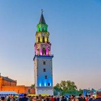 Праздник Невьянской башни. :: Вячеслав Овчинников
