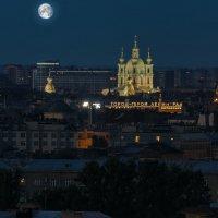 Ночной Петербург :: Владимир Колесников