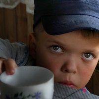 налейте хоть немного воды..... :: Владимир Матва