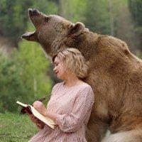 медведь :: tatiana rastorgyeva
