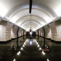 Московское метро :: Катерина Клаура
