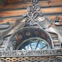 Декор деревянного дома. :: ТаБу