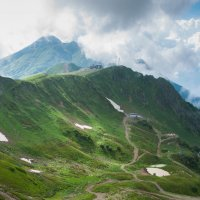 Кавказский хребет :: Sergey