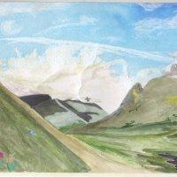 Горы :: Виктория (Чечевика) Шаповал