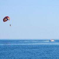 Развлечение на Черном море :: Анна Сырица