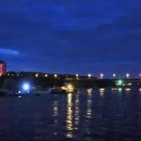 Ночь на рейде :: Nikolay Monahov