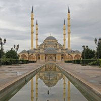 Мечеть «Сердце Чечни» :: skijumper Иванов