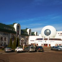 Уфа всероссийский центр глазной и пластической хирургии :: Константин Вавшко