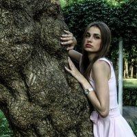 в парке :: Юлия Денискина