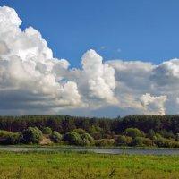 Вечности земные облака... :: Лесо-Вед (Баранов)