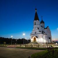 Храм в честь равноапостольной Великой княгини Ольги Калачево :: Юрий Лобачев