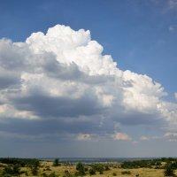 Июльские облака... :: Александр
