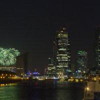 Огни большого города :: Евгений Коркин