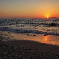 Восход солнца на Синае :: Ирина Приходько
