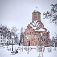 Пятницкая церковь. :: Андрий Майковский