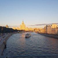 Москва :: Таисия Селищева
