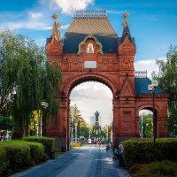 Александровская триумфальная арка (Царские ворота) :: Krasnodar Pictures
