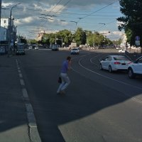 Торопится :: Николай Филоненко