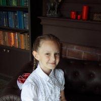 Скоро в школу :: Елена Удалова