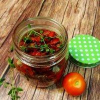 Вяленые помидорки :: Оксана Полякова