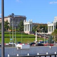 Волгоград.Центральная набережная. :: Aлександр **