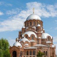 Собор Богоматери Всех Скорбящих Радости (построен в период 1898 - 1906 г.г.). :: Сергей