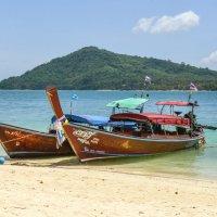 На острове Ко Ранг Яй :: Виктор Куприянов