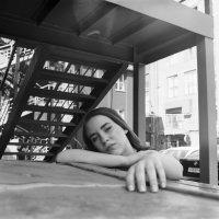 Anna on the «Flacon» :: Andrew Barkhatov