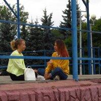 Хорошо сидим :: Андрей Лукьянов