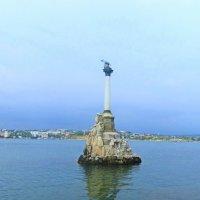 Памятник затопленным кораблям, г. Севастополь Крым :: Tamara *